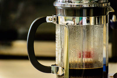 french press by Don LaVange