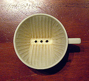 kalita pour-over dripper
